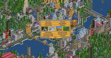 Open Transport Tycoon Delux