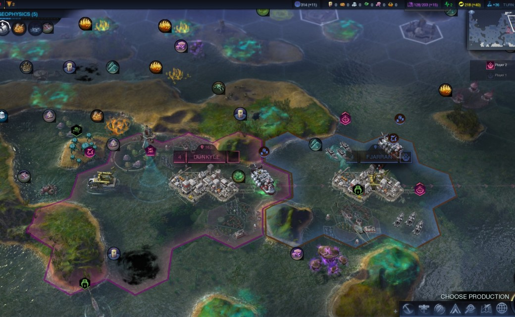 Civilization Beyond Earth — Чей гекс?