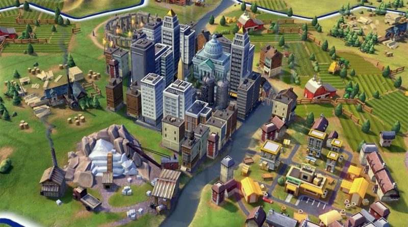 Города в Sid Meier's Civilization VI